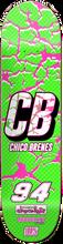 Chocolate - Brenes Braaaap Deck-8.12 (Skateboard Deck)