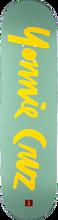 Chocolate - Cruz Chunk Deck-8.0 (Skateboard Deck)