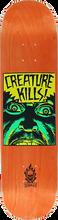 Creature - Ambush Deck-7.75 Orange (Skateboard Deck)