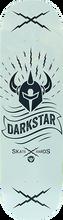 Darkstar - Axis Deck-8.37 Pastel Blue Ppp (Skateboard Deck)