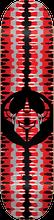 Darkstar - Badge Deck-8.0 Red (Skateboard Deck)