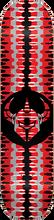 Darkstar - Badge Deck-8.25 Red (Skateboard Deck)