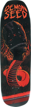 Demonseed - Seed Curb Snake Cc Deck-8.65x32.25 (Skateboard Deck)