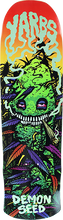 Demonseed - Seed Yarborough Smoke Ps  Deck-8.8x32.75 (Skateboard Deck)