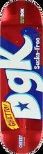 Dgk - Mix Up Deck-8.38 Red Foil (Skateboard Deck)