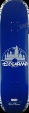Dgk - Desarmo Cease & Desist Deck-8.06 (Skateboard Deck)