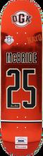 Dgk - Mcbride Throwback Deck-8.38 (Skateboard Deck)