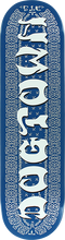 Dogtown - Street Bandana Deck-8.37 Blue/wht (Skateboard Deck)