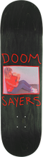 Doom Sayers - Sayers Becky Deck-8.2 Black (Skateboard Deck)