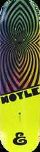 Expedition - Hoyle Hypercolor Deck-8.06 (Skateboard Deck)