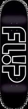 Flip - Odyssey Blackout Deck-8.25 Blk/wht (Skateboard Deck)