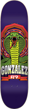 Flip - Gonzalez Gallery Deck-8.0 (Skateboard Deck)