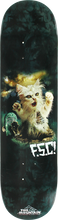 Fsc - Fluffy Satanic Cat Deck-8.0 (Skateboard Deck)
