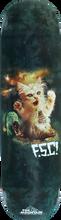 Fsc - Fluffy Satanic Cat Deck-8.25 (Skateboard Deck)