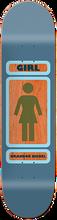 Girl - Biebel 93 Til 2017 Deck-8.0 (Skateboard Deck)