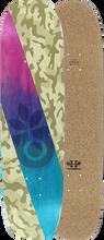 Habitat - Desert Camo Cork Cruiser Deck-8.25 (Skateboard Deck)