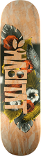 Habitat - Folliage Collage Deck-8.37 Ppp (Skateboard Deck)