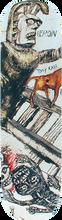 Heroin - Karr Enemy Ritual Deck-8.38 (Skateboard Deck)