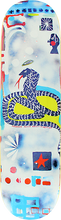 Krooked - Baptist Guest Artist Deck-8.25 (Skateboard Deck)