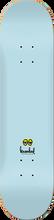 Krooked - Ikons Deck-8.06 Blue (Skateboard Deck)