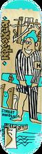 Krooked - Anderson Hoodlum Deck-8.06 (Skateboard Deck)