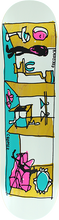 Krooked - Cromer Flat Deck-8.06 (Skateboard Deck)