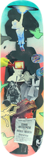 Krooked - Gonz Collage Deck-8.25 (Skateboard Deck)