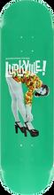 Lurkville - Gils Bent Barbara Deck-8.0 (Skateboard Deck)