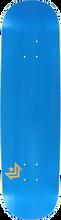 Mini Logo - Deck 124/k-12 -7.5 Chevron Blue Metallic Ppp (Skateboard Deck)