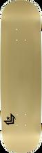Mini Logo - Deck 124/k-12 -7.5 Chevron Gold Ppp (Skateboard Deck)