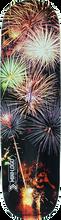Mini Logo - Deck 124/k-12 -7.5 Small Bomb Fireworks Ppp (Skateboard Deck)