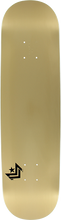 Mini Logo - Deck 112/k-12 -7.75 Chevron Gold Ppp (Skateboard Deck)