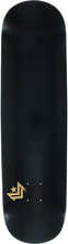 Mini Logo - Deck 112/k-12 -7.75 Chevron Black Ppp (Skateboard Deck)