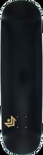 Mini Logo - Deck 127/k-12 -8.0 Chevron Black Ppp (Skateboard Deck)