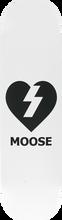 Mystery - Moose Heart Deck-8.37 (Skateboard Deck)