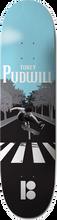 Plan B - B Pudwill A-b Road Deck-8.0 Black Ice (Skateboard Deck)