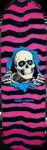 Powell Peralta - Old School Ripper 12 Deck-10x31.75 Pink/blu (Skateboard Deck)