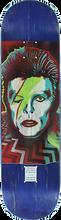 Prime Heritage - Adams Bowie Screened Deck-8.25 Blue (Skateboard Deck)