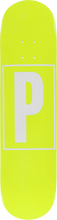 Preservation - Brand Id Deck-7.75 Yel (Skateboard Deck)