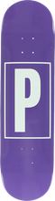 Preservation - Brand Id Deck-8.25 Pur (Skateboard Deck)