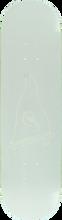 Primitive - Raised Pennant Logo Deck-7.6 White (Skateboard Deck)