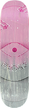 Real - Brock Op Art Deck-8.06 (Skateboard Deck)
