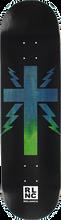 Reliance - Cross Faded Veneer Deck-8.25 (Skateboard Deck)