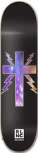Reliance - Cross Space Nebula Deck-8.0 (Skateboard Deck)