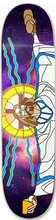 Reliance - Sumner Bread Of Life Fade Deck-8.0 Nebula (Skateboard Deck)
