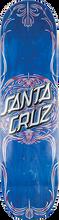 Santa Cruz - Pinstripe Dot Deck-8.25 (Skateboard Deck)