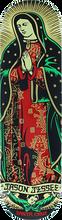 Santa Cruz - Jessee Guadalupe Deck-8.25 Blk/gold (Skateboard Deck)