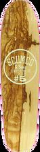 Scumco - Rinky Dink Sr Cruiser Deck-7.82 (Skateboard Deck)