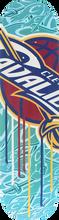 Shut - Nba Lab Cleveland Cavaliers Deck-8.0 (Skateboard Deck)