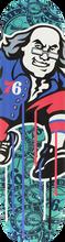 Shut - Nba Lab Philadelphia 76ers Deck-8.0 (Skateboard Deck)